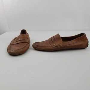 Cole Haan Grant Canoe Driving Shoes 10.5 Leather P